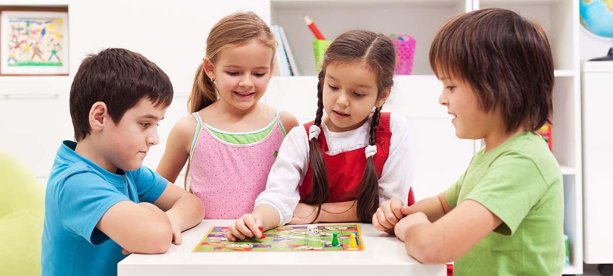 Игры для воспитания детей
